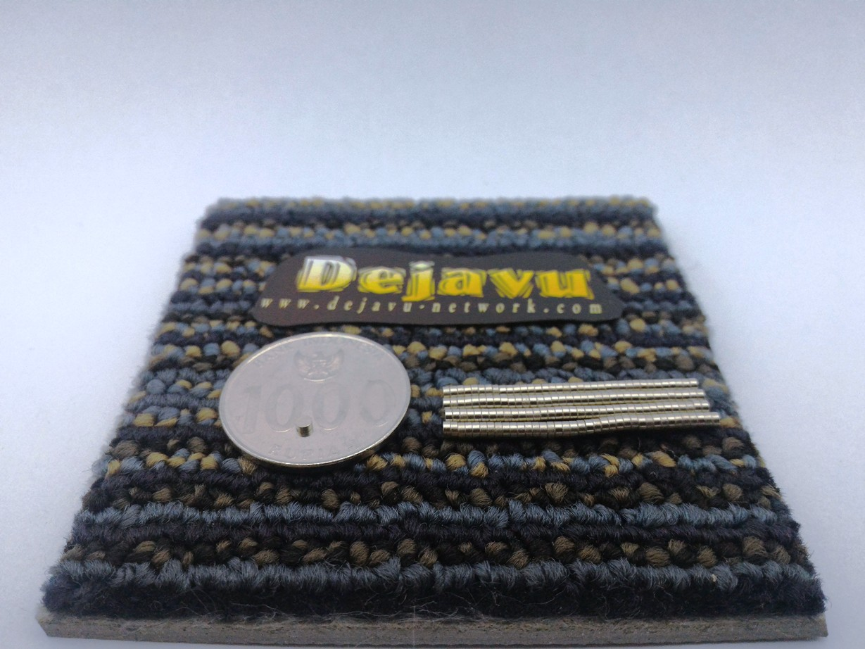 Magnet Neo Disc d2x1mm