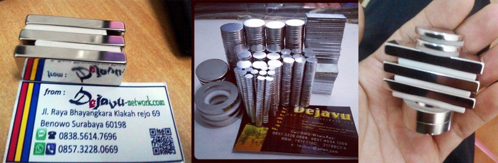 Magnet Neodymium Silver super KUAT