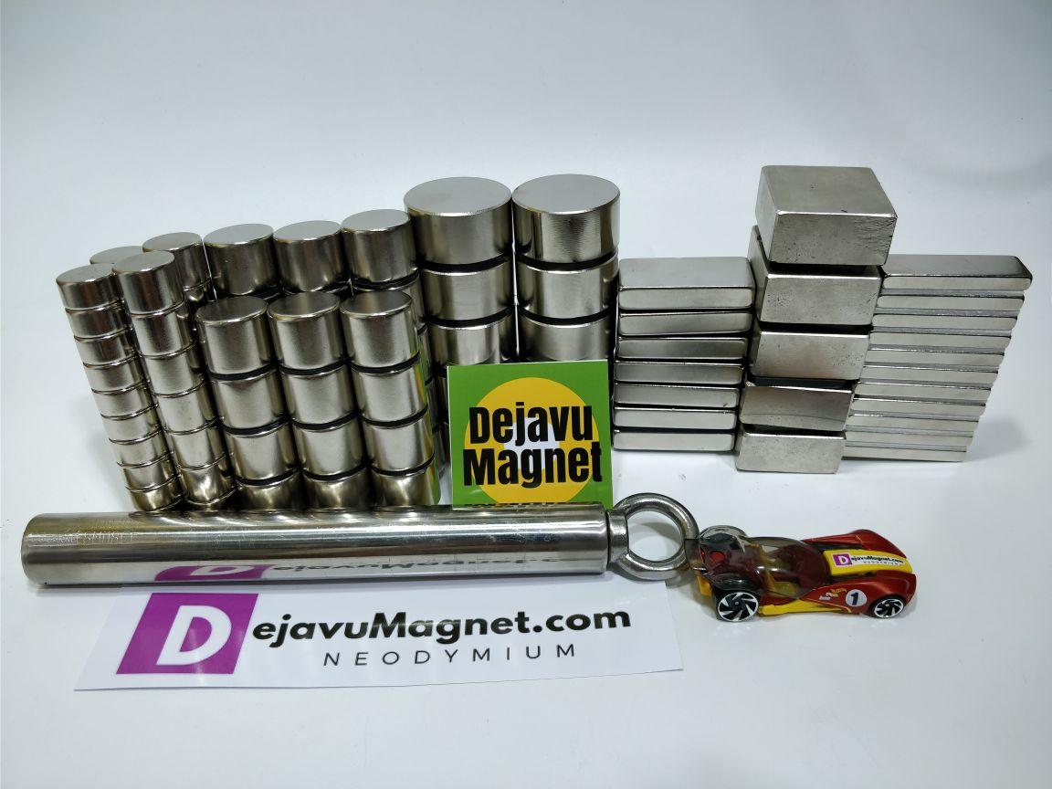 Jual MAgnet Neodymium Ukuran Besar Murah